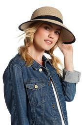 Ladylike Oversized Framer Hat