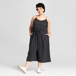 7bec58f42aa3 Universal Thread™ Women s Plus Size Striped Jumpsuit - Universal