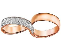 Exist Double Ring