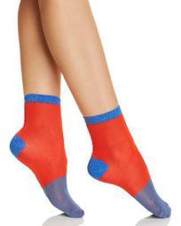 Hysteria Liza Slinky Ankle Socks