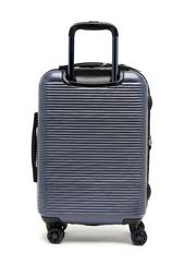 "25"" Fabian Collection Spinner Suitcase"