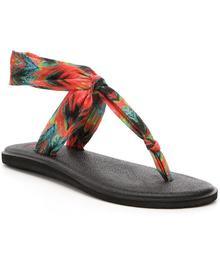 Sanuk Yoga Sling Ella Flip-Flops