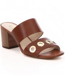 Louise et Cie Kamea Grommet Detail Sandals