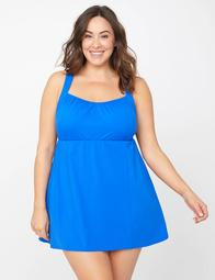 Ocean Blue Swimdress