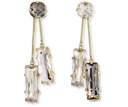 Atelier Swarovski Core Collection, Nile Detachable Pierced Earrings