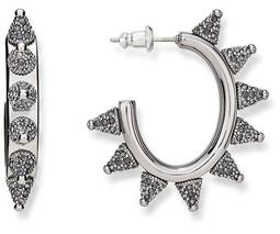 Atelier Swarovski Core Collection, Kalix Hoop Pierced Earrings