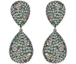 Atelier Swarovski Core Collection, Moselle Double Drop Pierced Earrings