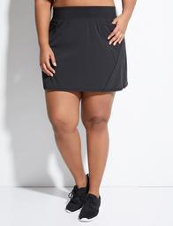 Cooling Woven Pleated Active Skort