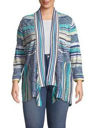 Plus Good Vibe Cardigan