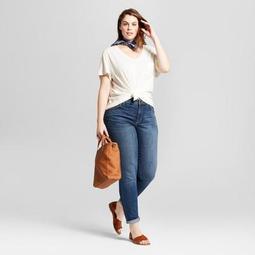Women's Plus Size Skinny Jeans - Universal Thread™ Medium Wash