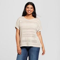 Women's Plus Size Pullover Sweater - A New Day™