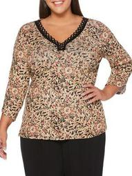 Plus Grommet Top