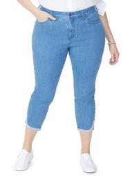 Plus Ami Skinny Ankle Jeans