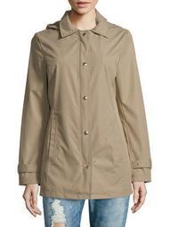 Plus Aline Bonded Coat