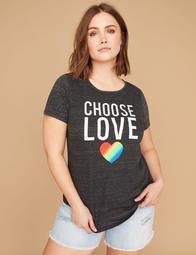 Choose Love Graphic Tee