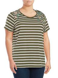 Plus Halla Short Sleeve T-Shirt