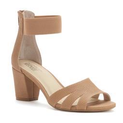 d34cccf66ea Kohls Croft   Barrow® Women s Ortholite Block-Heel Sandals