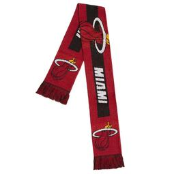 Adult Forever Collectibles Miami Heat Big Logo Scarf
