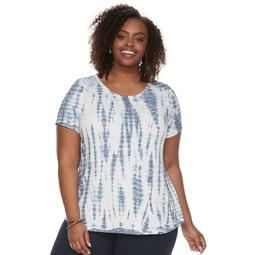 Plus Size SONOMA Goods for Life™ Swing Tee