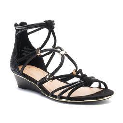 ece128138459 Kohls Apt. 9® Women s Strappy Wedge Sandals