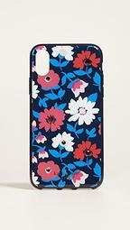 Crystal Daisy iPhone X Case