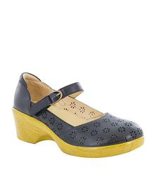 Alegria Rene Wedge Mary Janes