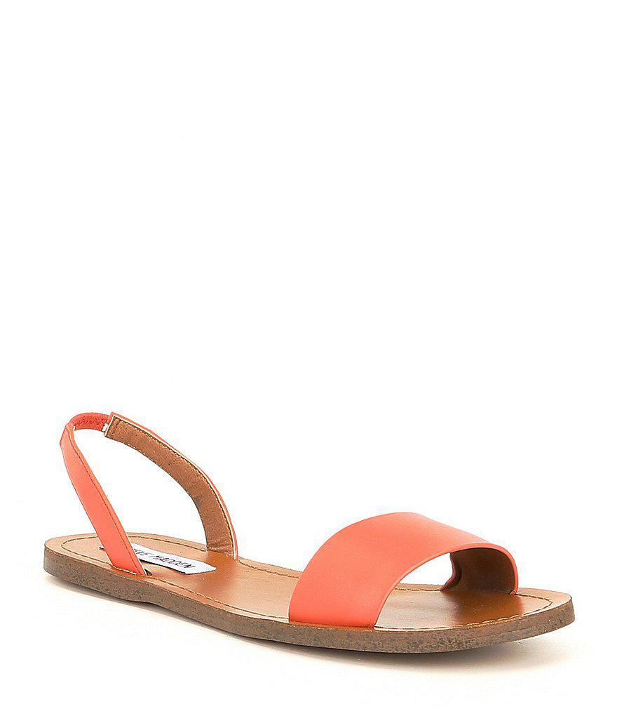 17c0db67411 Steve Madden Alina Slingback Sandals
