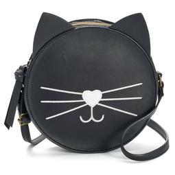 T-Shirt & Jeans Cat Canteen Crossbody Bag