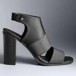 Simply Vera Vera Wang Candle Women's High Heel Sandals