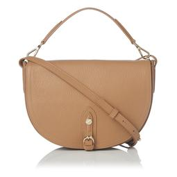 Andrea Light Tan Shoulder Bag