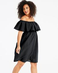 Simply Yours Value Bardot Beach Dress