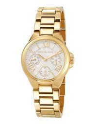 33mm Mini Bailey Chronograph Bracelet Watch, Golden