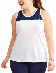 Active Women's Plus Mesh Tank