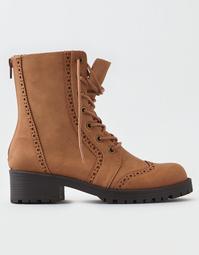 AEO Brogue Lug Boot