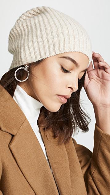 88777ccac5814 Club Monaco Cashmere Colleen Tweed Hat