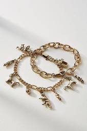 Feeling Feline Charm Bracelet Set