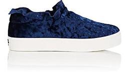 Women's Didi Velvet Platform Sneakers