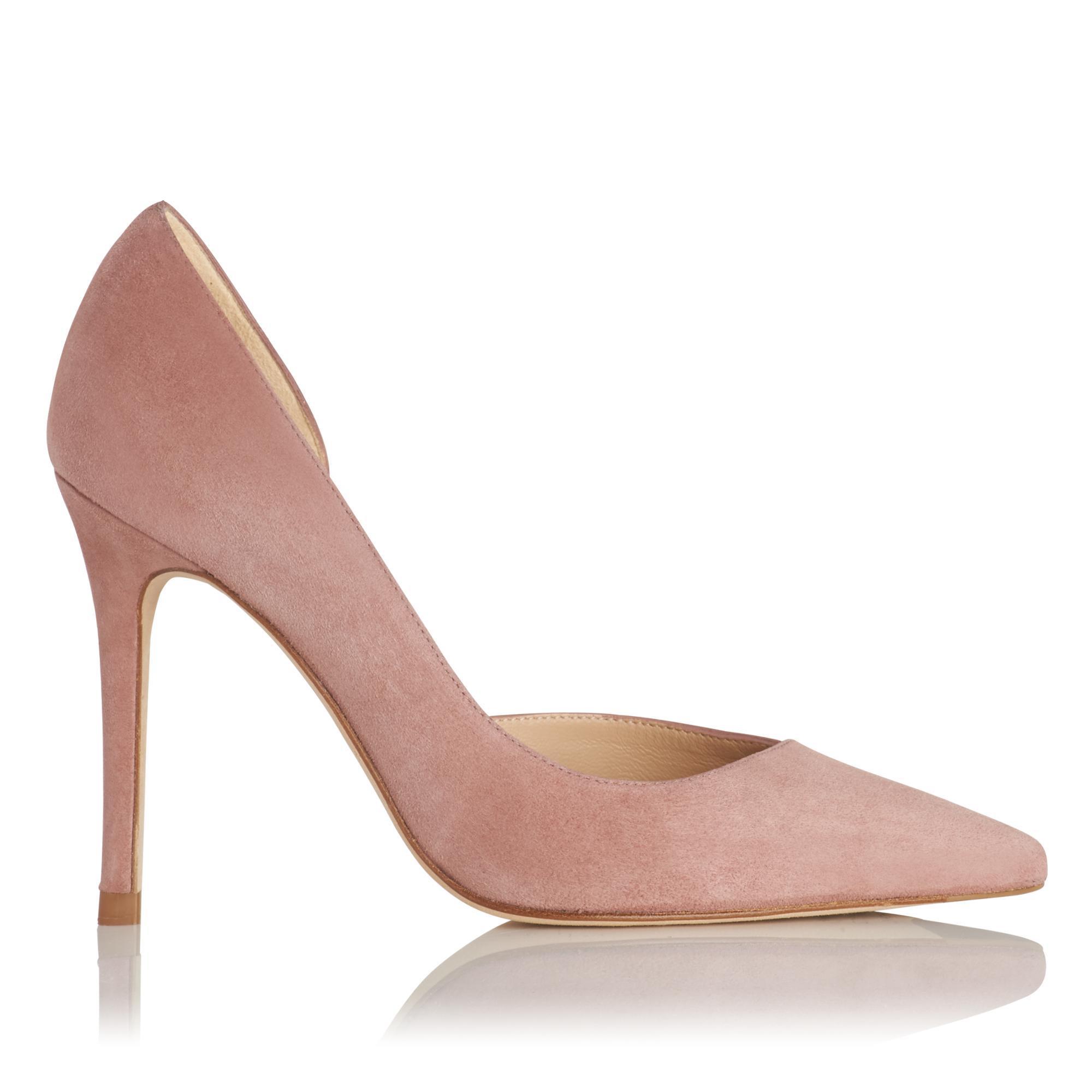 L.K.Bennett Zara Pink Heels   Shop Scenes