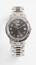 29mm Hermes Clipper GM Watch