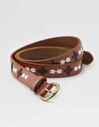 AEO Embroidered Hip Belt