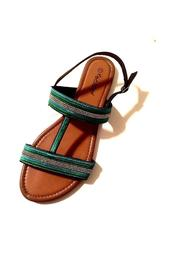 Travel Blogger Sandals