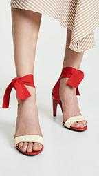 Knit Strap Sandals