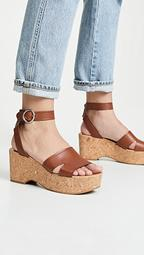 Linda Ankle Strap Sandals