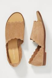 Klub Nico Scalloped Sandals