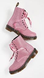 1460 Pascal Glitter 8 Eye Boots