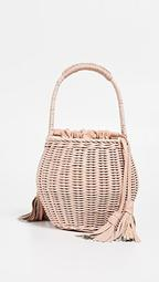 Daria Wicker Bag