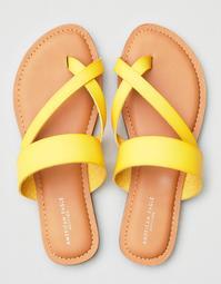 AE Strappy Slide Sandal