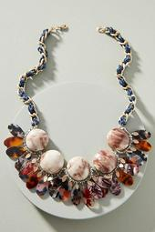 Gail Bib Necklace