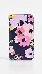 Wildflower Bouquet Folio X / XS iPhone Folio Case