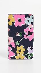 Wildflower Bouquet Folio iPhone XR Case